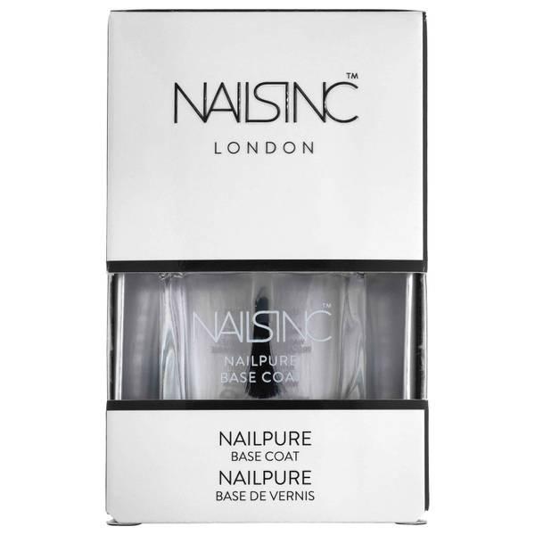 nails inc. Nailpure Base Coat 14ml