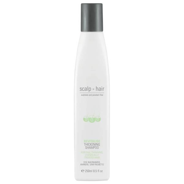 NAK Scalp to Hair Range 2 Revitalise Shampoo 250ml