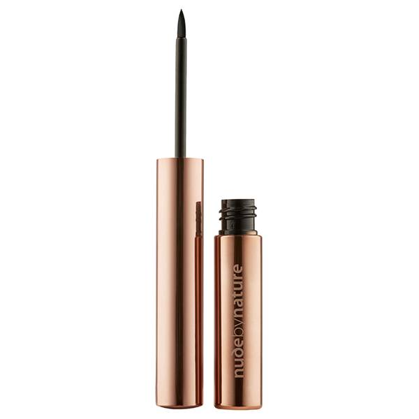 nude by nature Definition Eyeliner - Black 3ml