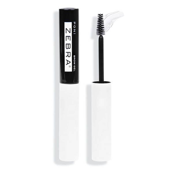 PONi Cosmetics Zebra Brow Gel - Clear 5ml