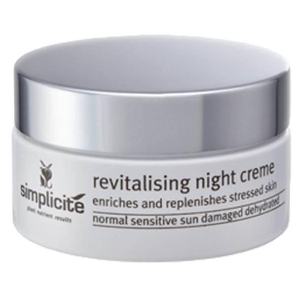 Simplicite Revitalising Night Crème 55g