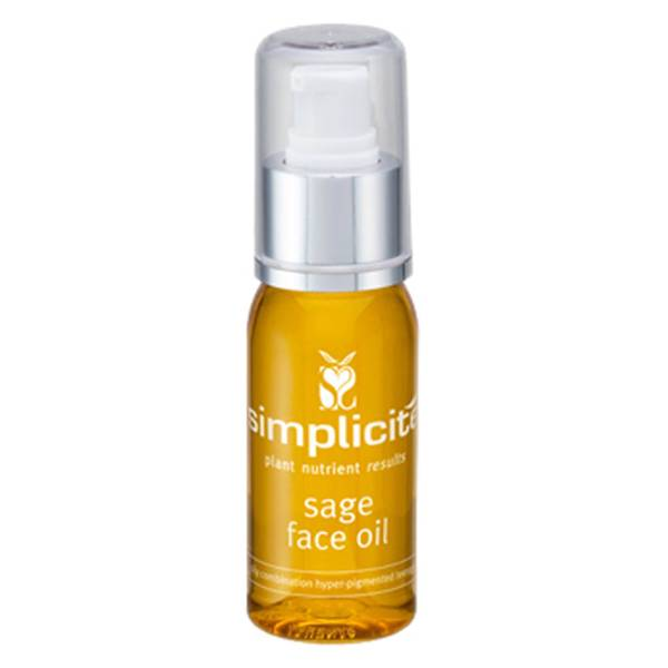 Simplicite Sage Face Oil 55ml
