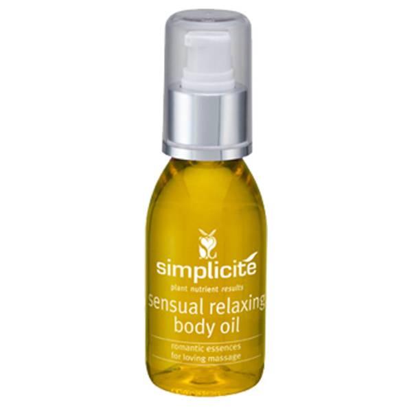 Simplicite Sensual Relaxing Body Oil 100ml