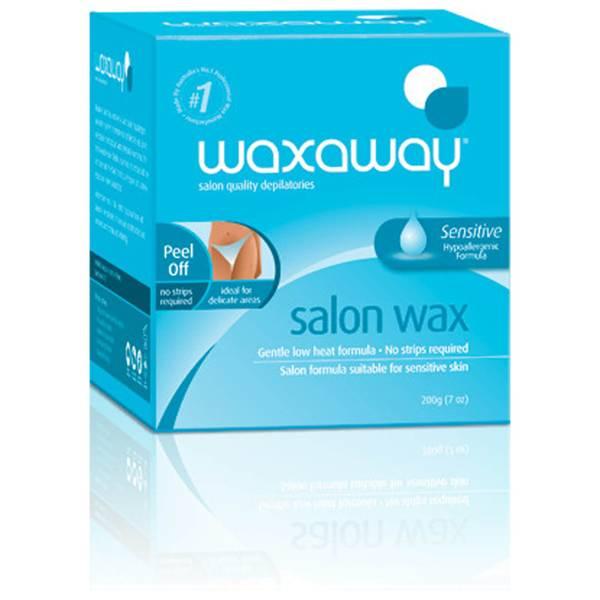 Waxaway Salon Wax Sensitive Hypoallergenic Formula 200g