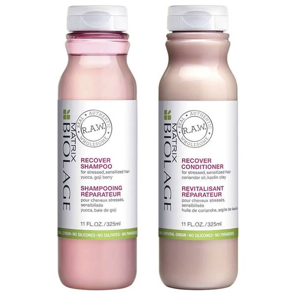 Matrix Biolage R.A.W. Recover Shampoo and Conditioner 2 x 11oz