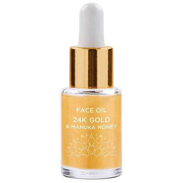 Manuka Doctor 24K Gold & Manuka Honey Face Oil 12ml