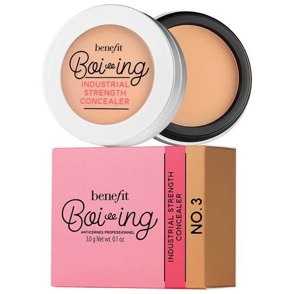 benefit Boi-ing Industrial Strength Concealer 3g (Various Shades)