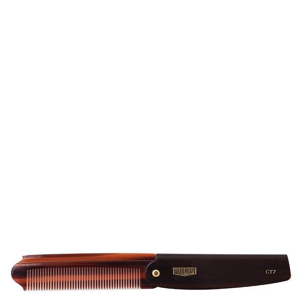 Uppercut Deluxe CT7 Tortoise Flip Comb