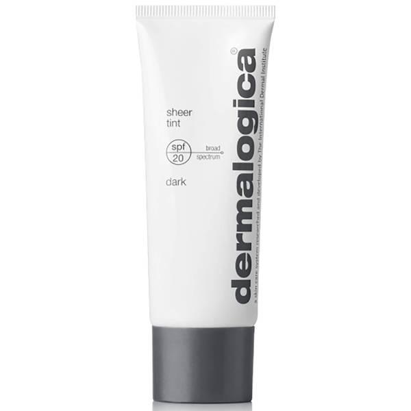 Dermalogica Sheer Tint Dark SPF20 Treatment 1.3oz