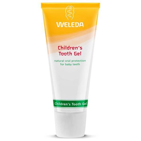 Gel Dentifrice pour Enfant Weleda 50ml
