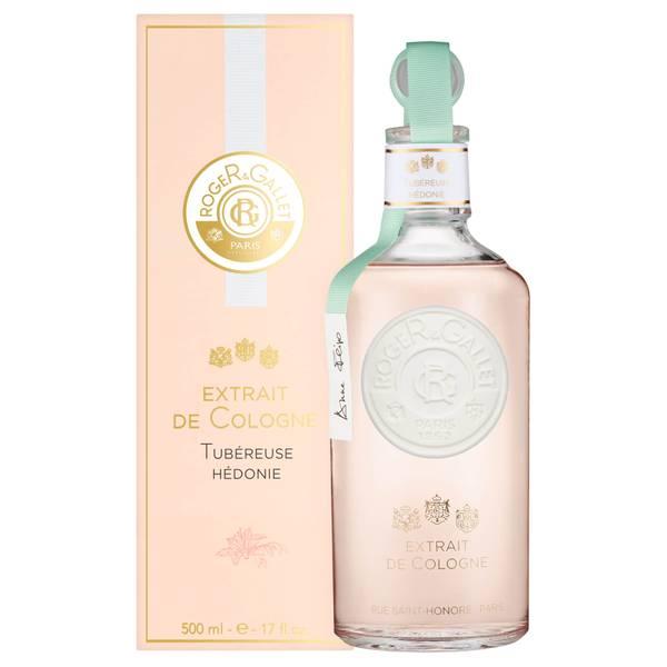 Fragancia Extrait De Cologne Tubereuse Hedonie de Roger&Gallet 500 ml