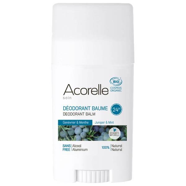 Déodorant baume bio Genévrier et Menthe Acorelle 40g