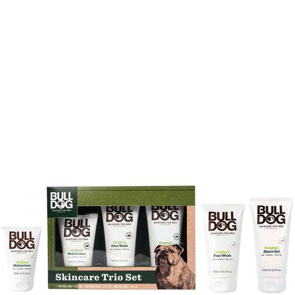 Bulldog Skincare National Trio Set