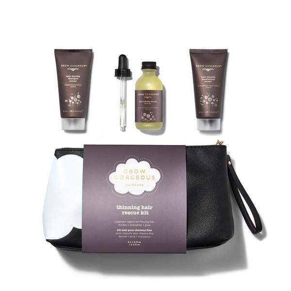 Grow Gorgeous Thinning Hair Rescue Kit