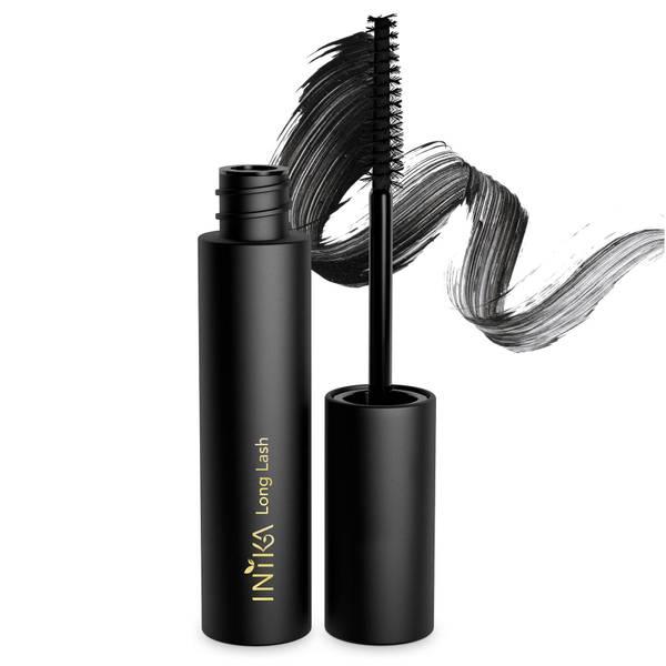 INIKA Long Lash Vegan Mascara - Black
