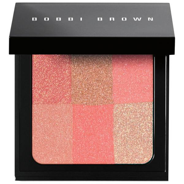 Bobbi Brown Brightening Brick Powder - Coral