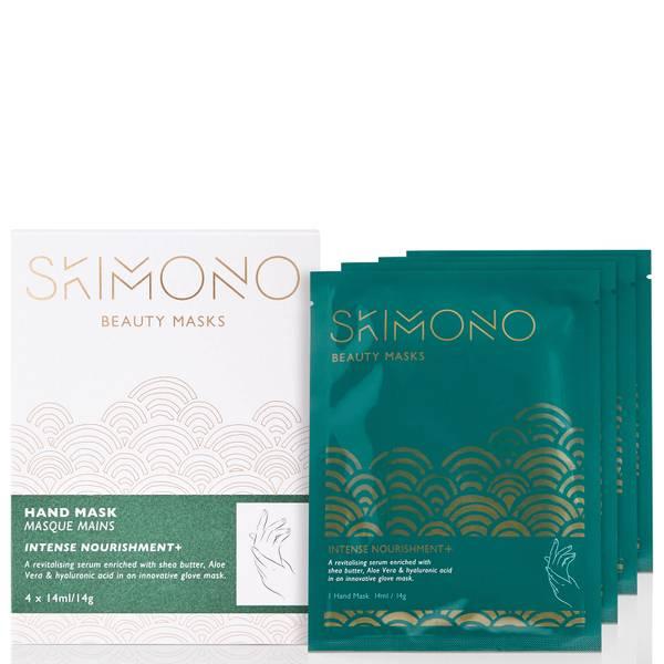 Skimono Beauty Hand Mask for Intense Nourishment 4 x 14 ml