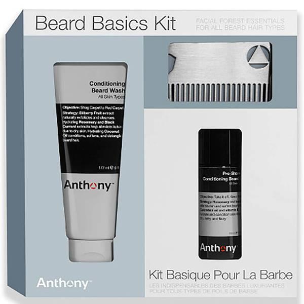 Kit Beard Basics de Anthony