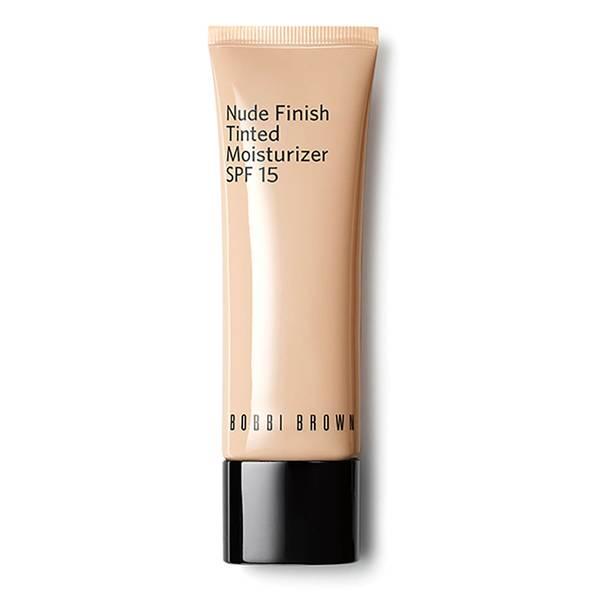 Bobbi Brown Nude Finish Tinted Moisturiser SPF15 50ml (Various Shades)
