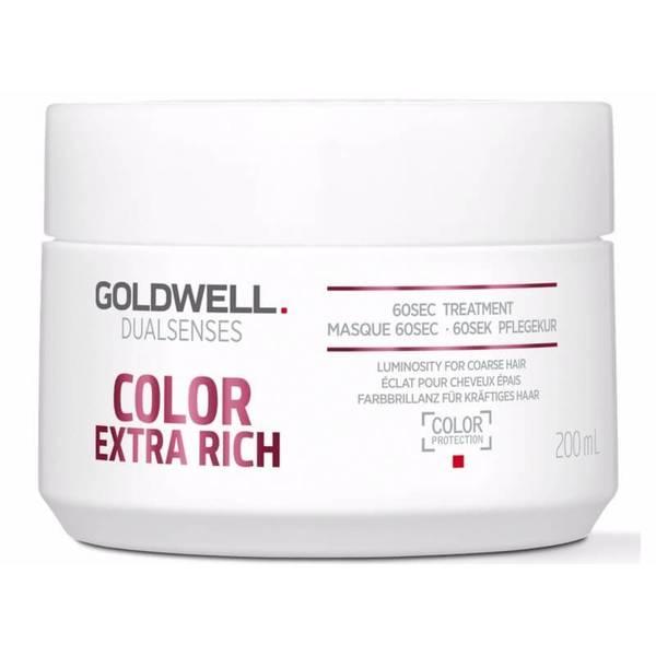 Goldwell Dualsenses Color Extra Rich Brilliance 60Sec Treatment 200ml