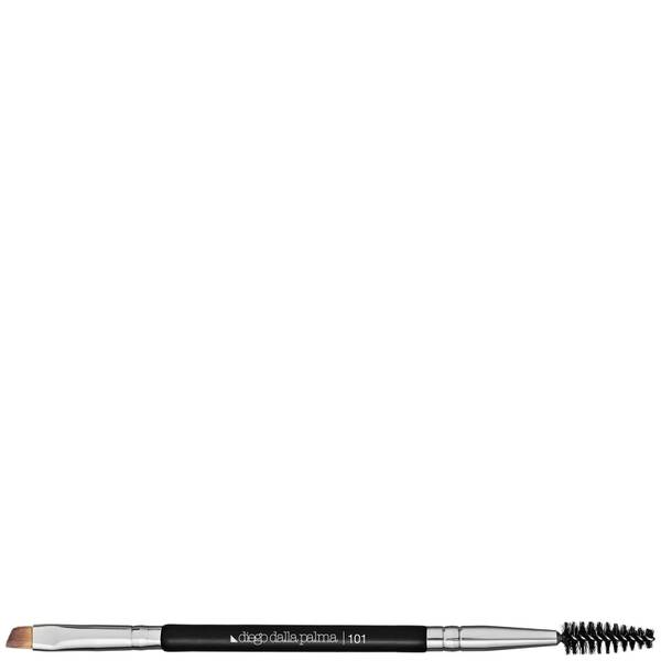 Diego Dalla Palma Professional Double-Ended Eyebrow Brush