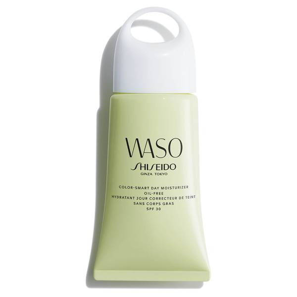 Hydratant Jour Correcteur de Teint Sans Corps Gras SPF 30 WASO Shiseido 50 ml