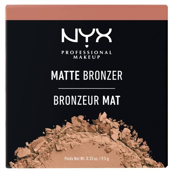 NYX Professional Makeup Matte Bronzer (Various Shades)