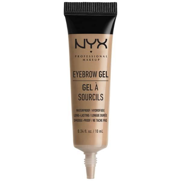 NYX Professional Makeup Eyebrow Gel (Various Shades)
