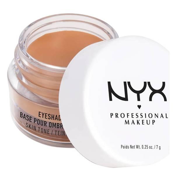 Base de Sombras de Olhos da NYX Professional Makeup (Vários tons)