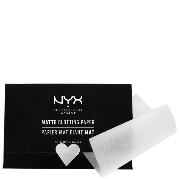 NYX Professional Makeup Matte Blotting Paper