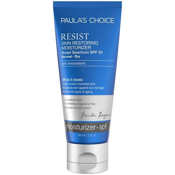 Paula's Choice Resist Anti-Ageing Skin Restoring Moisturizer SPF 50