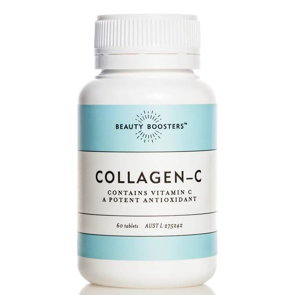 Beauty Boosters Collagen-C Supplements - 60 Tablets