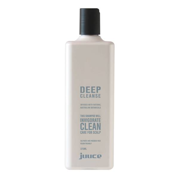 Juuce Deep Cleanse Shampoo 375ml