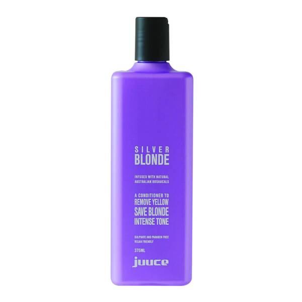 Juuce Silver Blonde Conditioner 375ml