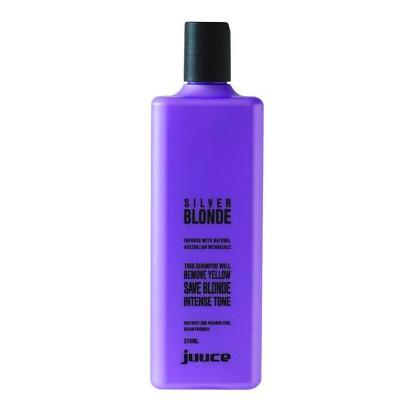 Juuce Silver Blonde Shampoo 375ml