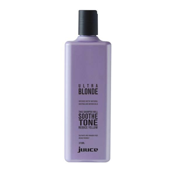 Juuce Ultra Blonde Shampoo 375ml