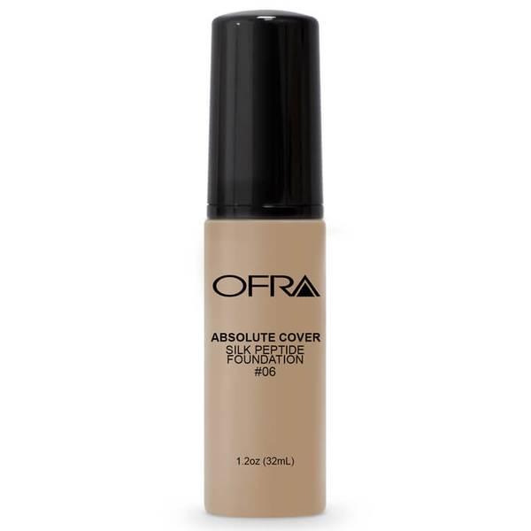 OFRA Absolute Cover Silk Peptide Foundation - 06 30ml