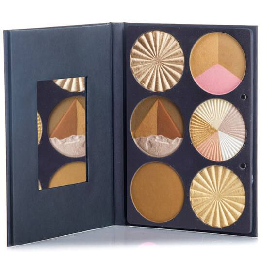 OFRA On The Glow Highlighter/Bronzer Magnetic Palette 6 x 10g