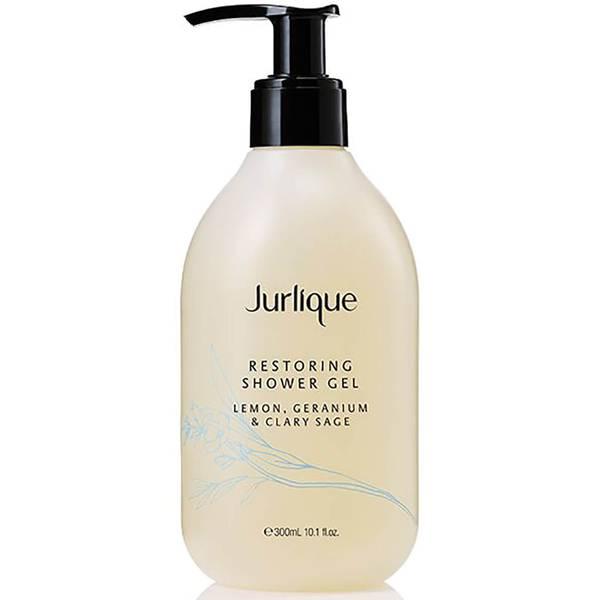 Jurlique Restoring Shower Gel Lemon, Geranium and Clary Sage 300ml