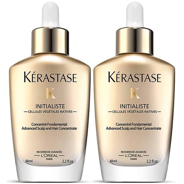 Kérastase Initialiste Advanced Scalp and Hair Concentrate -hoitoseerumi (2 x 60ml)