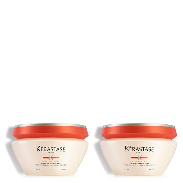 Kérastase Nutritive Masque Magistral 200 ml Duo