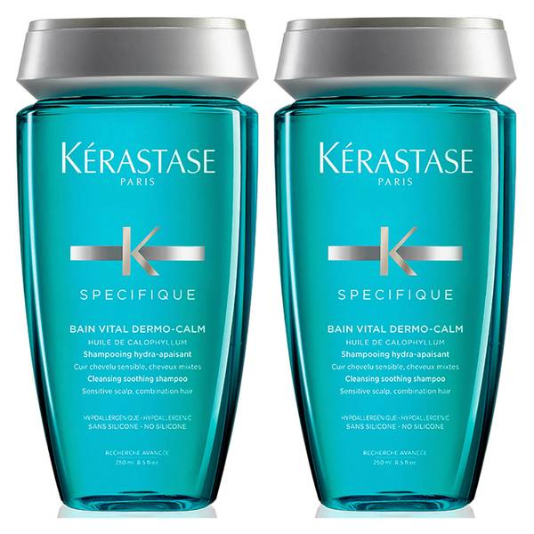 Kérastase Specifique Dermo-Calm Bain Vital Shampoo 250 ml Duo