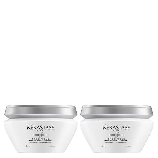 Kérastase Specifique Masque Hydra-Apaisant Conditioner 200ml Duo