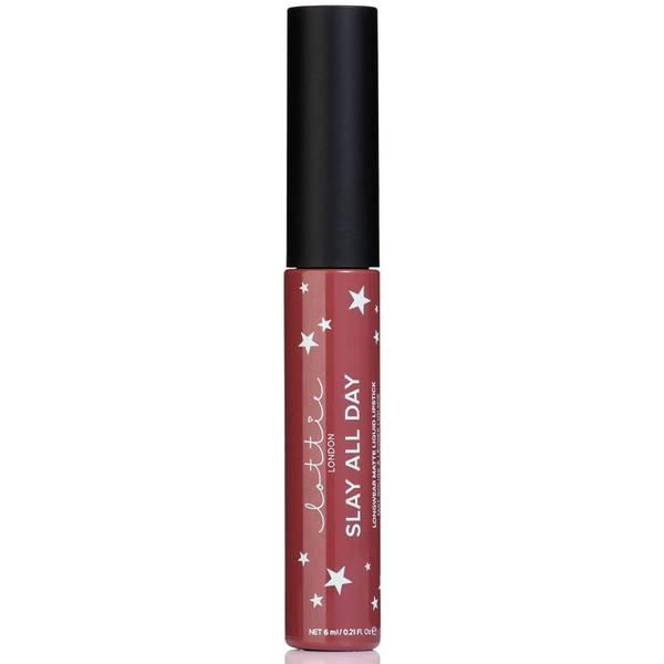 Жидкая матовая помада Lottie London Slay All Day Lipstick (различные оттенки)