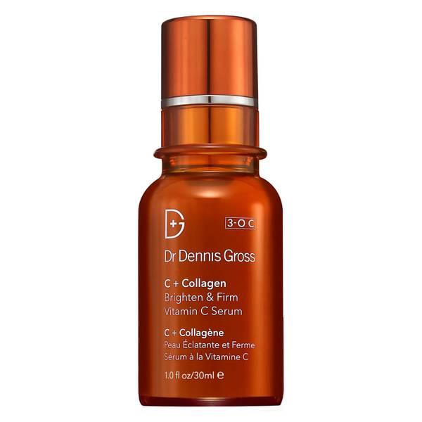 Sérum com Vitamina C e Colagénio Brighten and Firm da Dr Dennis Gross Skincare 30 ml