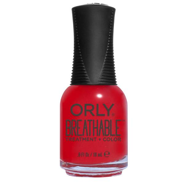 Vernis à Ongles Breathable Soin+ Couleur Love My Nail ORLY 18ml