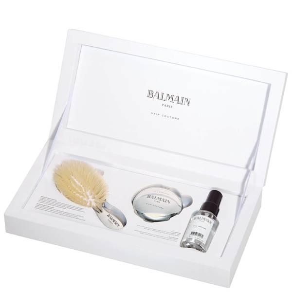 Balmain Silver Brush Set Mini