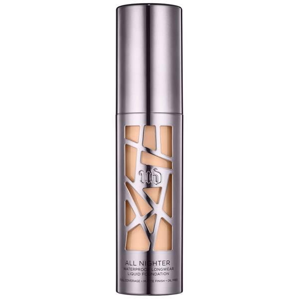 Base de maquillaje líquida All Nighter de Urban Decay 30 ml (Varios tonos)