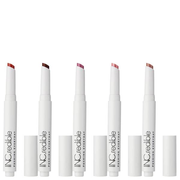 INC.redible Pushing Everyday Semi-Matte Lip Click -huulipuna (useita sävyjä)