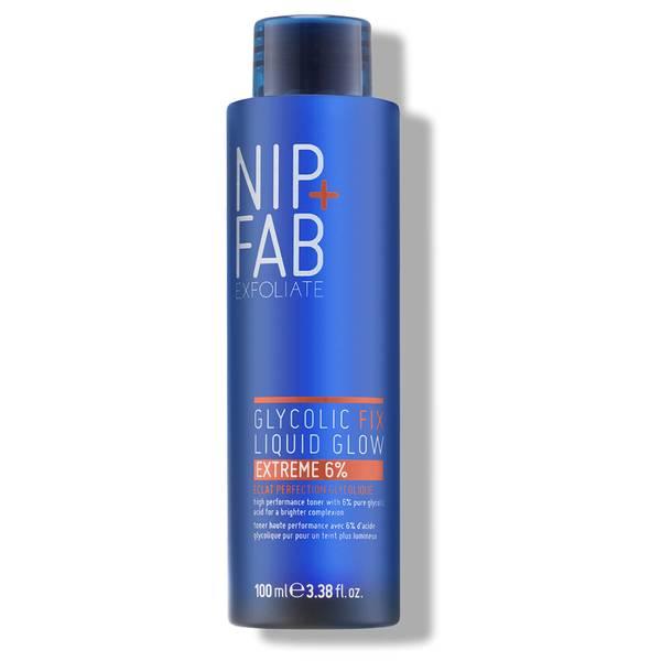 Brilho Líquido Glycolic Fix 6% da NIP + FAB 100 ml